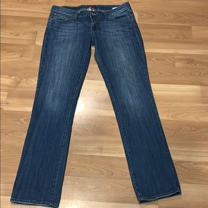 Lucky brand  jeans size 10/30 long inseam
